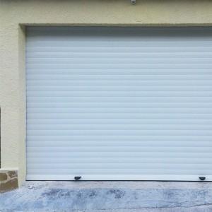 Puertas enrollables de aluminio