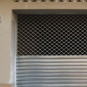 Puertas enrollables de hierro