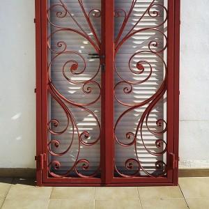 Puertas reja