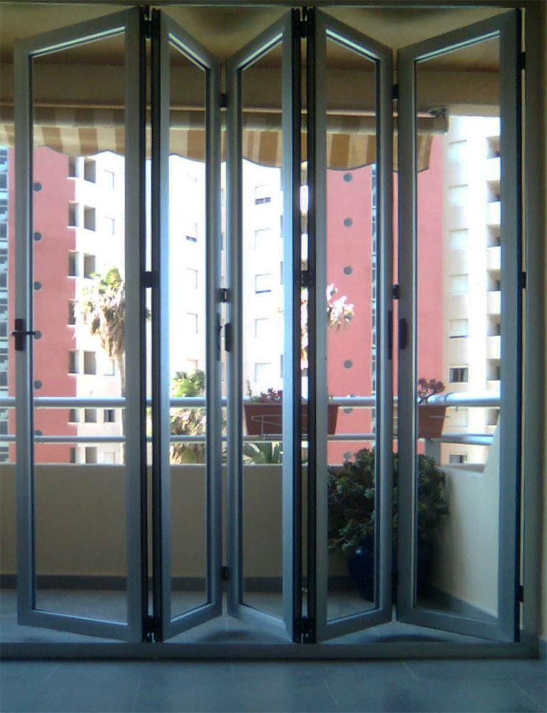 Ventanas y puertas plegables de alta calidad - Puertas plegables de aluminio ...