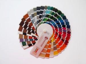 Colores aluminio RAL