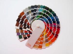 Colores hierro