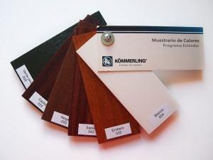 Colors PVC