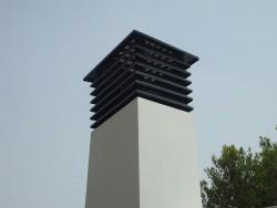 Sombreros chimeneas hierro galvanizado